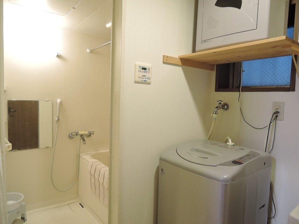 洗濯機/お風呂