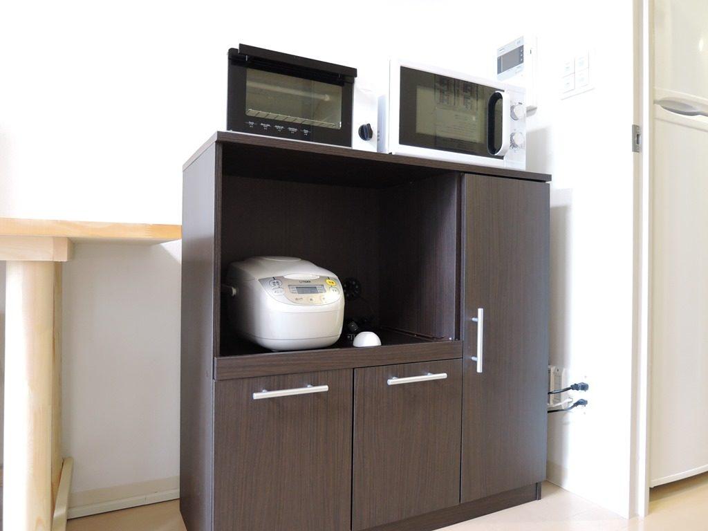 レンジ・トースター・炊飯器