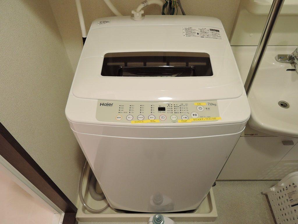 洗濯機・洗剤
