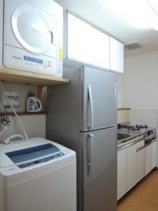 冷蔵庫・洗濯機・乾燥機