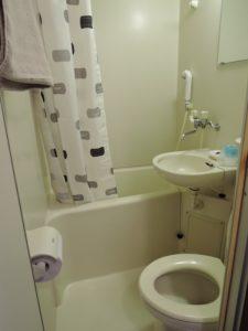 トイレ・シャワー・洗面台