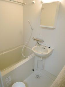 シャワー・洗面台