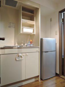 冷蔵庫・食器・調理器具