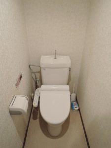 トイレ・ウォシュレット